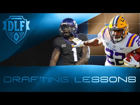 DYNASTY ROOKIE Mock Draft With Ryan McDowell (Post-Draft) | DLF Drafting Lessons