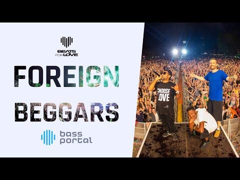 Foreign Beggars - Beats for Love 2018 [BassPortal]