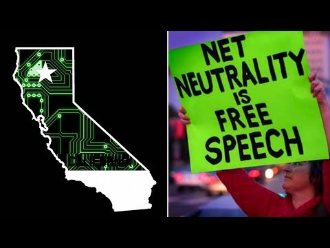 """VICTORY: California Actually PASSED Its """"Gold Standard"""" Net Neutrality Law"""
