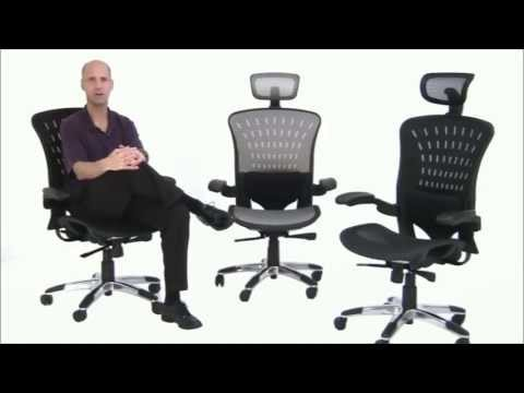 ErgoFlex Ergonomic Mesh Office Chair - Free Shipping!