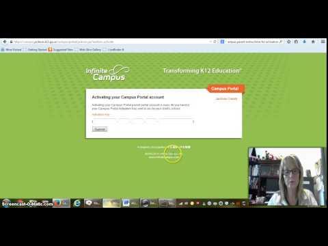 Infinite Campus Tutorial Video