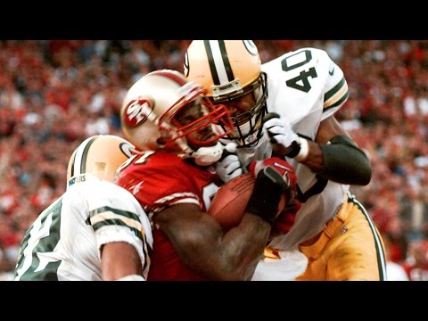 The Catch II: Packers vs. 49ers 1998 NFC Wild Card Game highlights