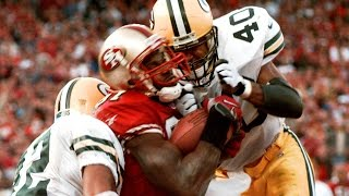 The Catch II: Green Bay Packers vs. San Francisco 49ers | 1998 NFC Wild Card Game Highlights
