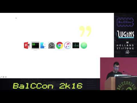 BalCCon2k16 - Sarup Banskota - Digging within git