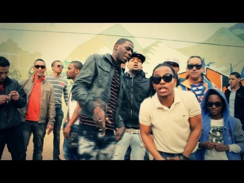PABLO PIDDY FT KACOLO FORTYONE - PA DATE Y NO HACERTE CORO (VIDEO OFICIAL ) 2013