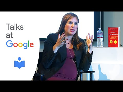 "Ruth Whippman: ""America the Anxious: How Our Pursuit of Happiness is [...]"" 