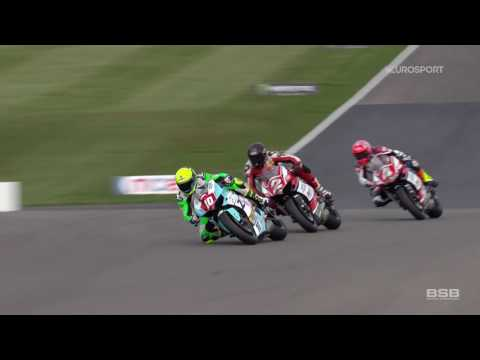 2017 Ducati TriOptions Cup: R1 Donington Park Highlights