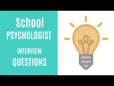 School Psychologist Interview Questions | School Psych Sunday