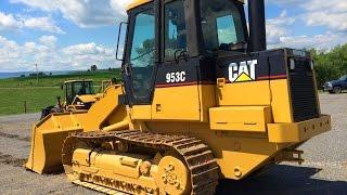 Cat 953C Track Loader!