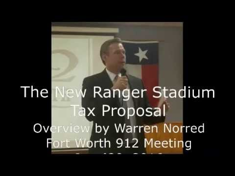 Overview of the New Ranger Subsidy Sales Tax Proposal