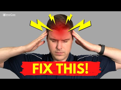How to Relieve a Headache in 30 SECONDS