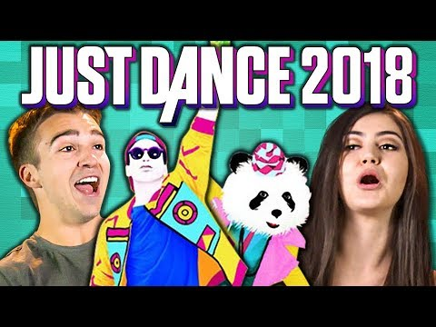 Thumbnail: JUST DANCE 2018 (React: Gaming)