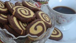 receita de biscoito caracol como fazer biscoito caracol de chocolate e baunilha mallu hessel