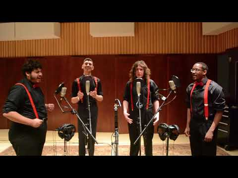 When Somebody Loved Me - Out of Time Barbershop Quartet-Schenectady County Community College