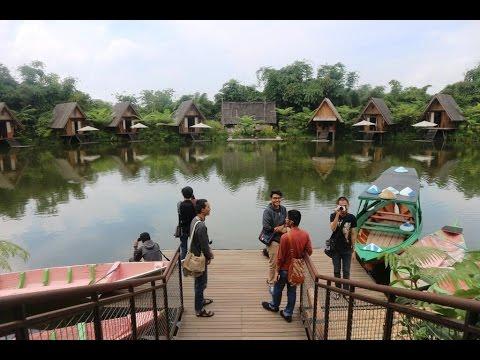 Kota Tua, NuArt Sculpture Park, Dusun Bambu Leisure Park (Jakarta-Bandung) | Maria Aprilliana P