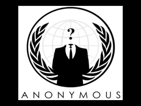 Anonymous - Statement zu hax0nymous