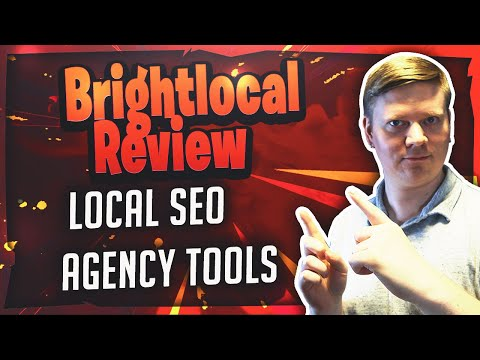 Brightlocal Review - Local SEO Client Management Tools