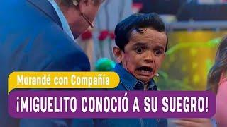 ¡Miguelito conoce a su suegro! - Morandé con Compaía 2017