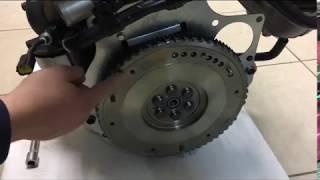 Двигатель Киа Спектра 1.6 S6D новый, ремонт или купить б\у? Часть 1.