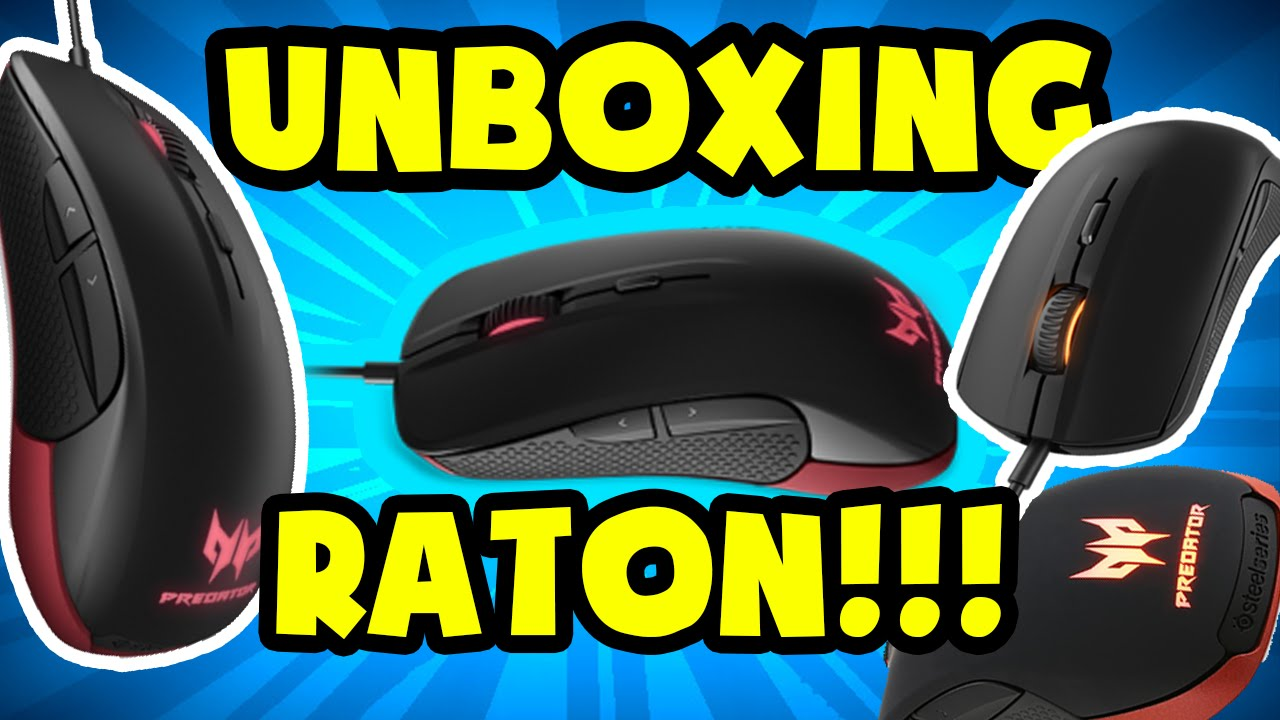 SteelSeries Predator Gaming Mouse Driver for Windows Download