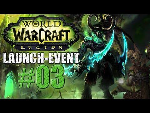 Verwirrt an der Verheerten Küste (Allianz) ★ WoW: Legion Launch Event [03]