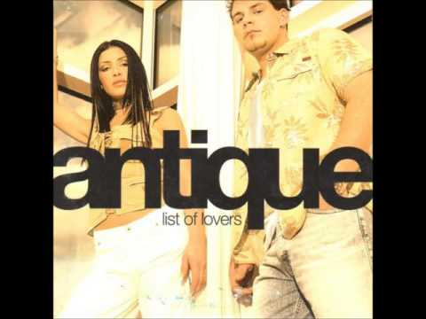 Antique - List of Lovers (Radio Remix Version)