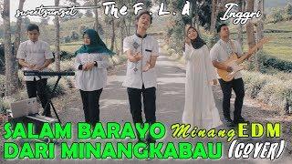 Gambar cover Uda Afdan - SALAM BARAYO DARI MINANGKABAU (Cover) Cindy, Inggri, The FLA