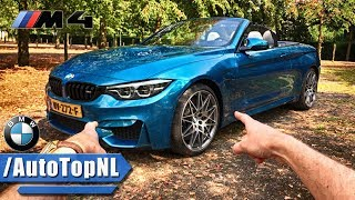 BMW M4 2018 LCI Competition REVIEW POV Test Drive by AutoTopNL