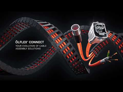 ÖLFLEX® CONNECT Your evolution of cable assembly solutions
