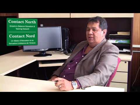 Online learning & training - Harry Morrisseau (short version video - 2min))