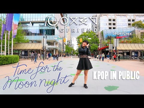 【KPOP IN PUBLIC】 GFRIEND(여자친구) _ Time for the moon night(밤) Dance Cover   Anson