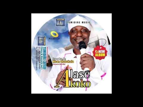 Download Alase Akoko - Evang Pro Niran Fafowora (Obanla)