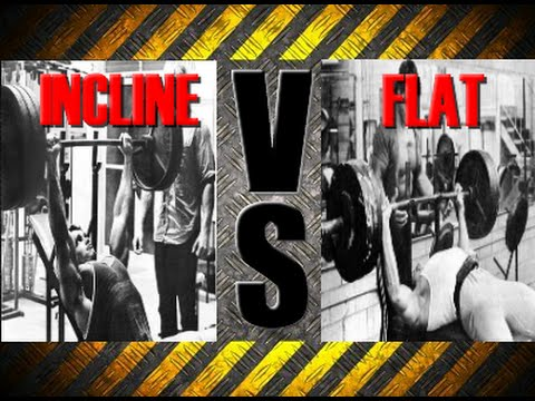 Flat Bench Press Vs Incline Bench Press 28 Images