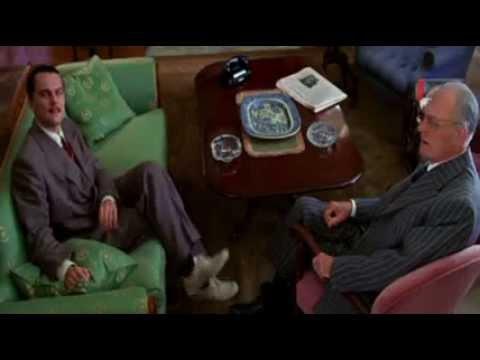 The Aviator (2004) - Llama Scene