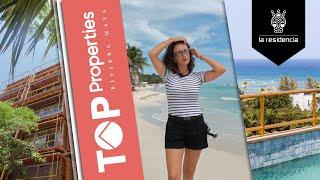 Apartamentos de Lujo en la Mejor Ubicación de Playa del Carmen / Invierte a pasos de la Playa 🌴😍