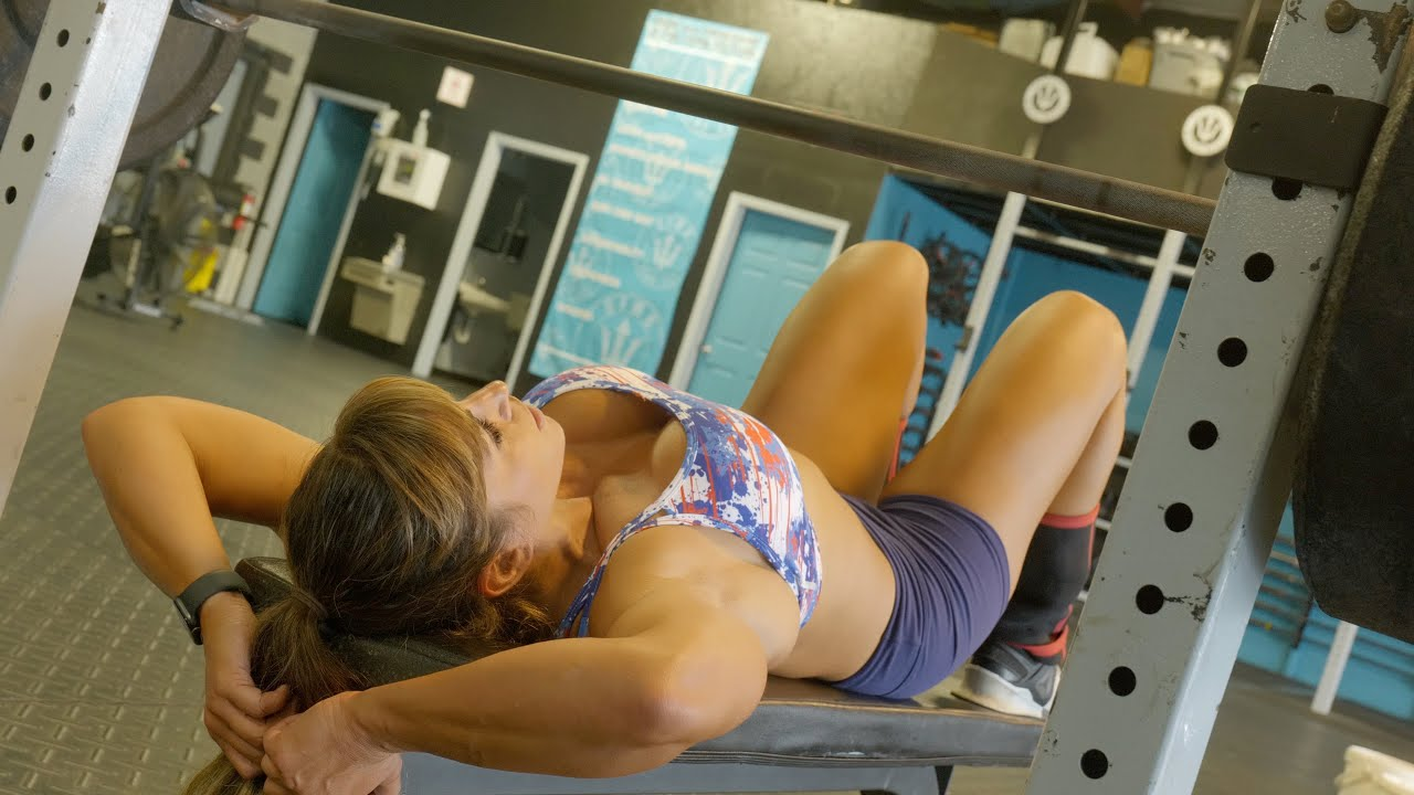 Gym Training Session + GIVEAWAY & Healthy Dessert Option!
