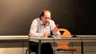Le Vivant et le Temps - Jean-Claude Ameisen et Frédéric Worms - 3 mai 2012 - ENS