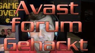 Avast forum gehackt