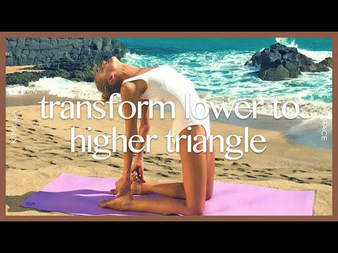 Kundalini Yoga Set: Transforming Lower Triangle to Higher Triangle, For Weight Loss | KIMILLA