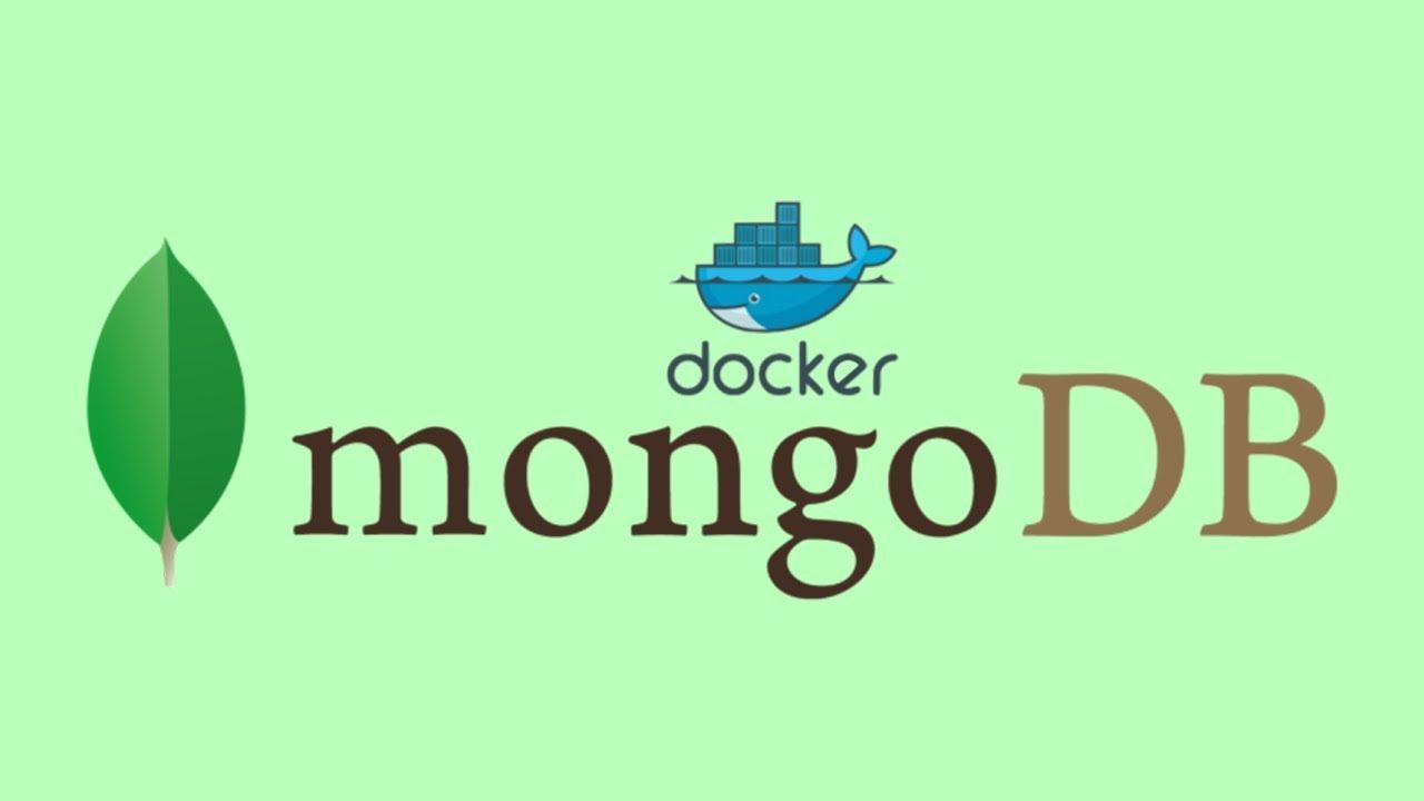 Deploy MongoDB as Docker Container