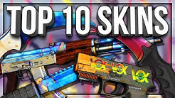 MY TOP 10 FAVORITE SKINS IN CSGO