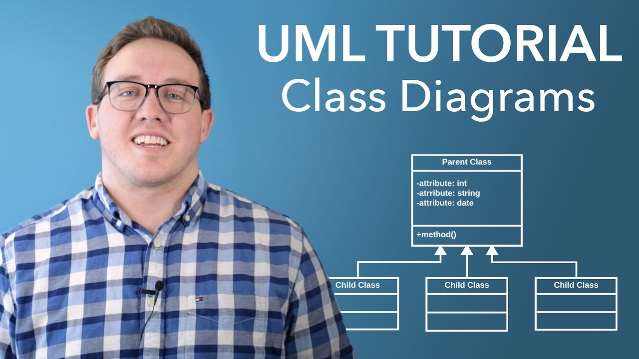 UML Class Diagram Tutorial - YouTube