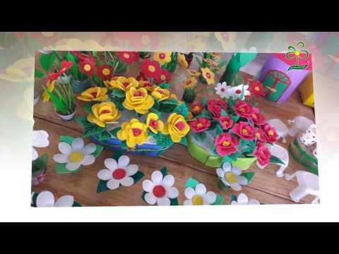 Làm đồ chơi mầm non (Phần 5)| Đồ dùng sáng tạo| Lớp học mầm non