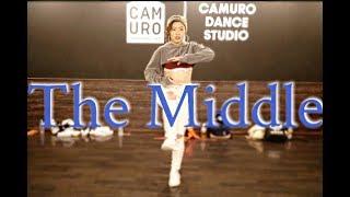 Download Lagu The Middle - Zedd ,Maren Morris , Grey Choreography by Yumeri Chikada at CAMURO & ASh dance studio Mp3