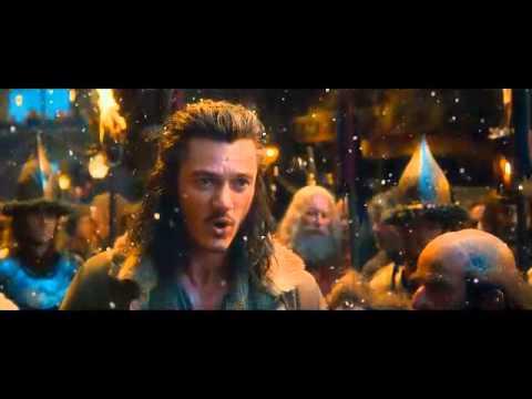 Le Hobbit : La Désolation de Smaug - Bande-annonce #1 VF