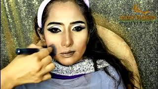 удивительное преображение женщины, которая стыдится своего лица!!