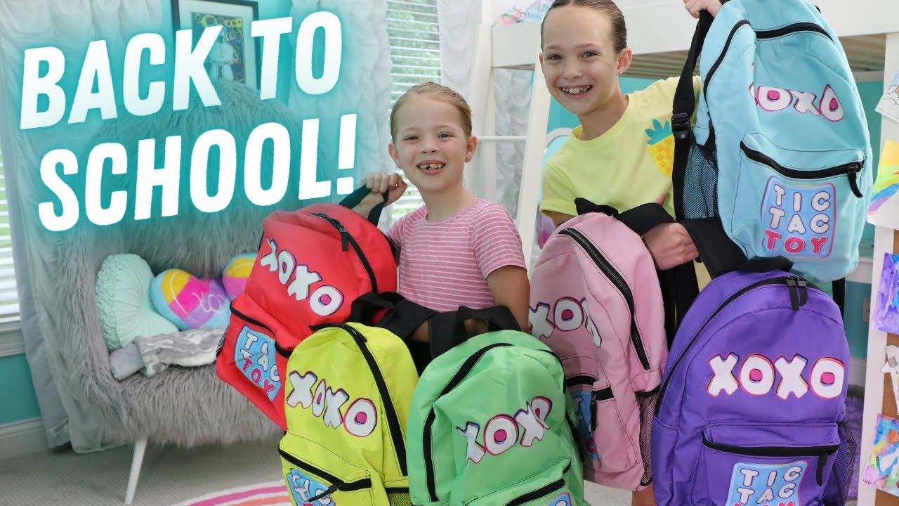 Our Top BACK TO SCHOOL Videos!