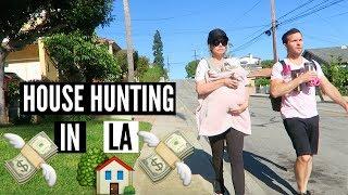 HOUSE HUNTING IN LA (IT'S SOOOOO EXPENSIVE)