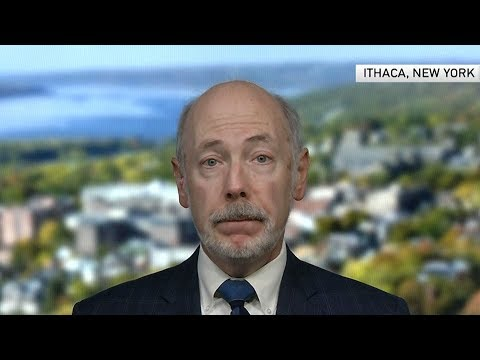 Robert Spitzer Discusses The Rise In Mass Shootings In The US