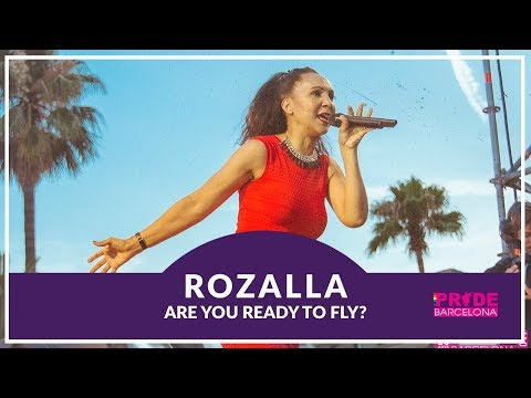ROZALLA - Are You Ready To Fly? - PRIDE 2017
